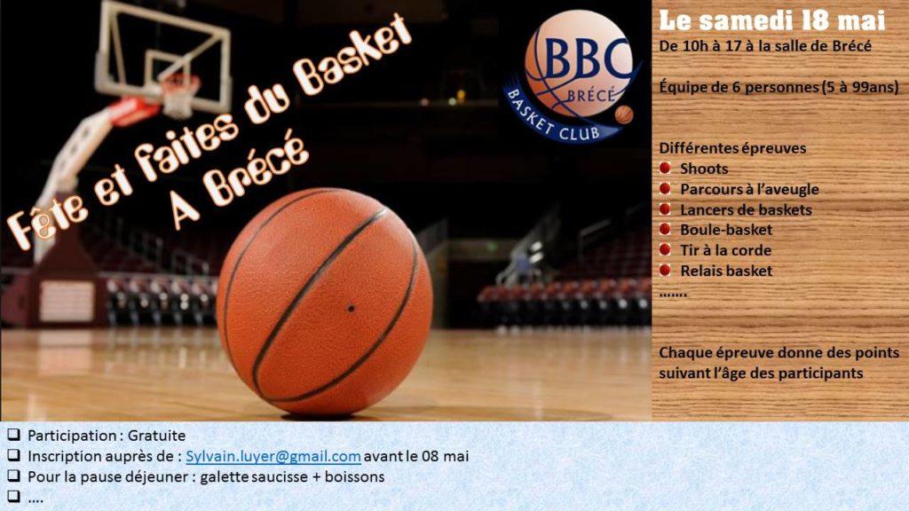 Fête du basket avec le BBC